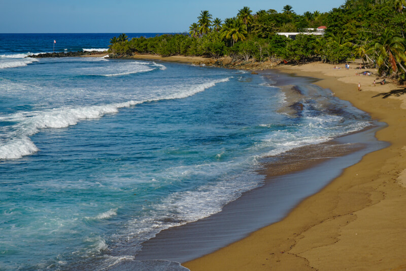 Domes Beach Rincon Puerto Rico