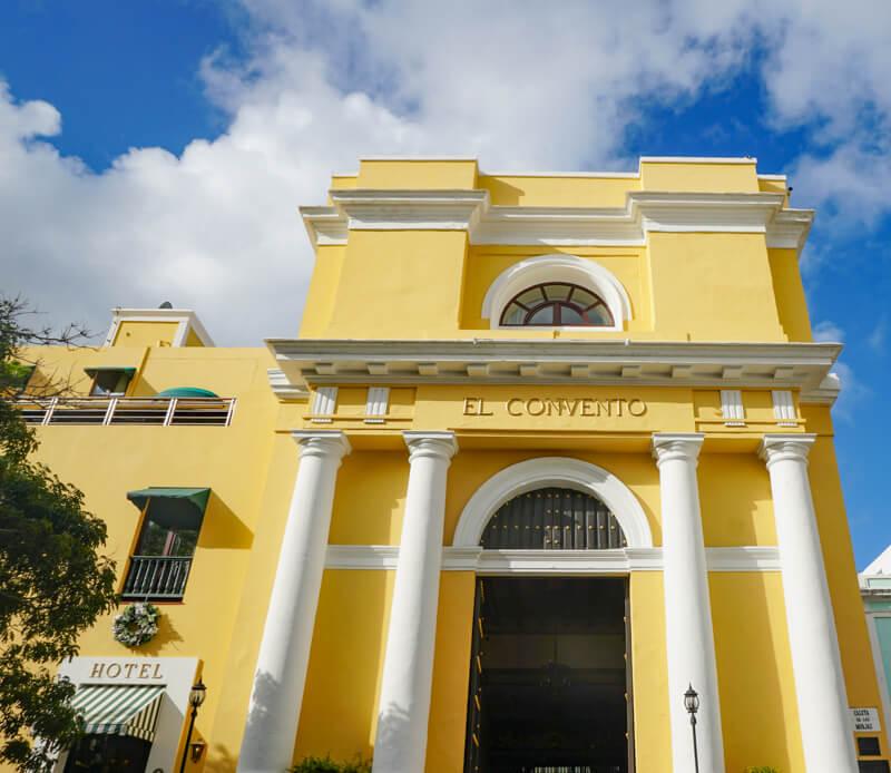 Hotel El Convento Old San Juan Puerto Rico