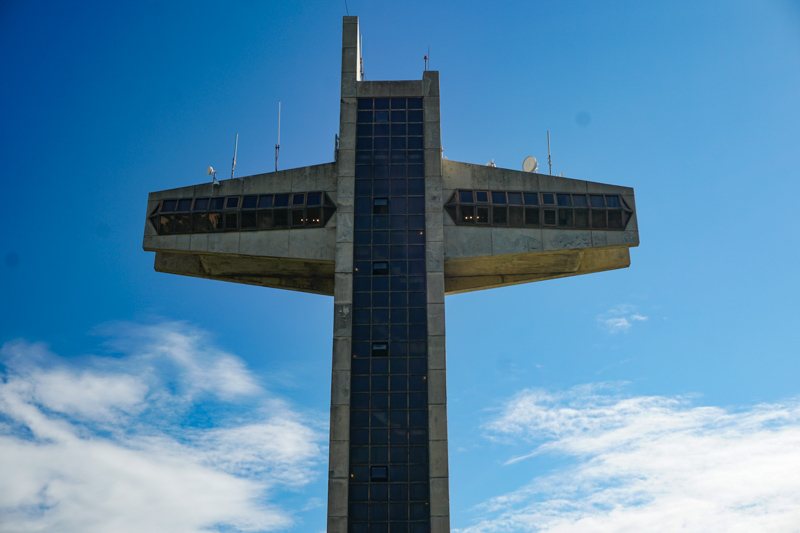 La Cruceta del Vigia in Ponce Puerto Rico