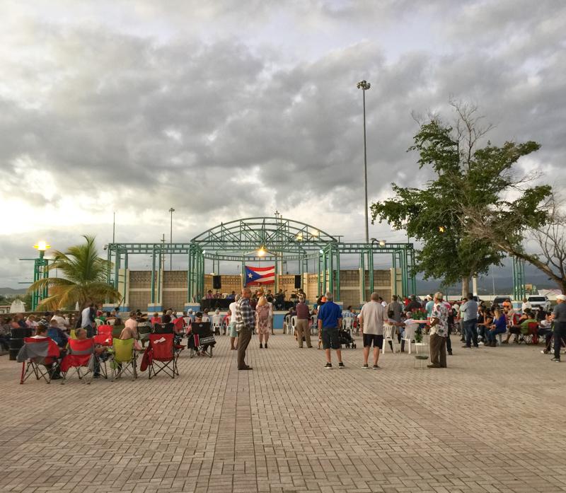 La Guancha Boardwalk Ponce Puerto Rico