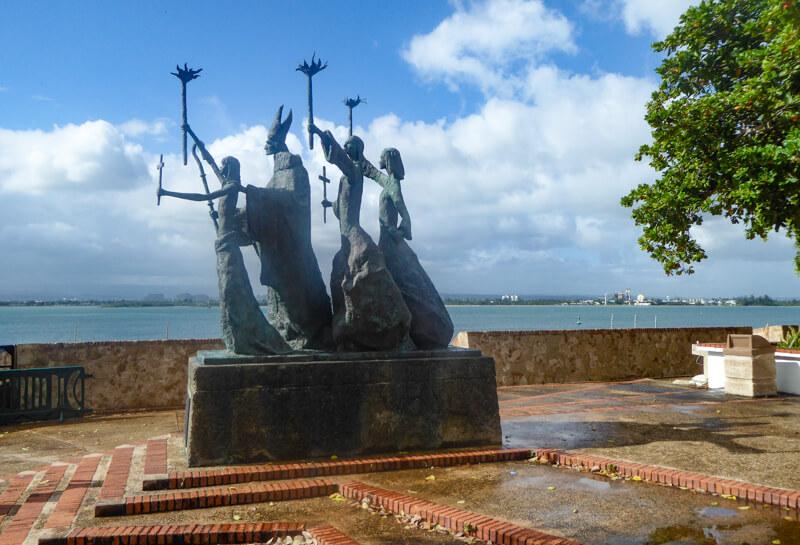 La Rogativa Old San Juan Puerto Rico