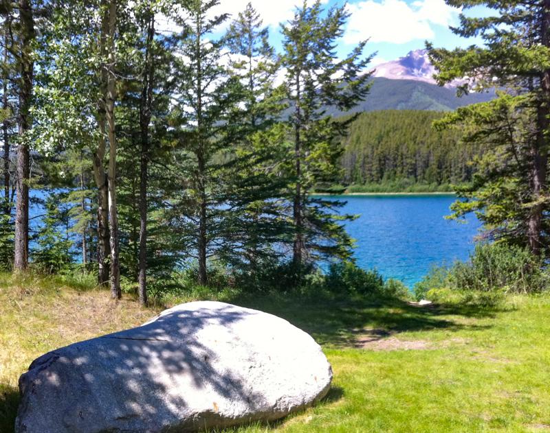 Patricia Lake Jasper Canada