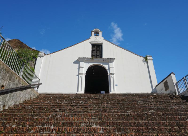Porta Coeli Church in San German PR