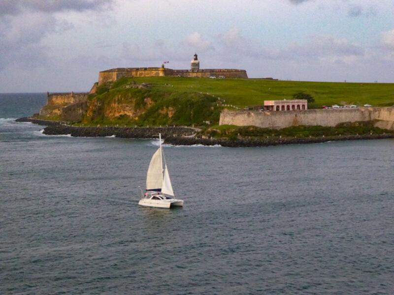 San Juan Bay Puerto Rico