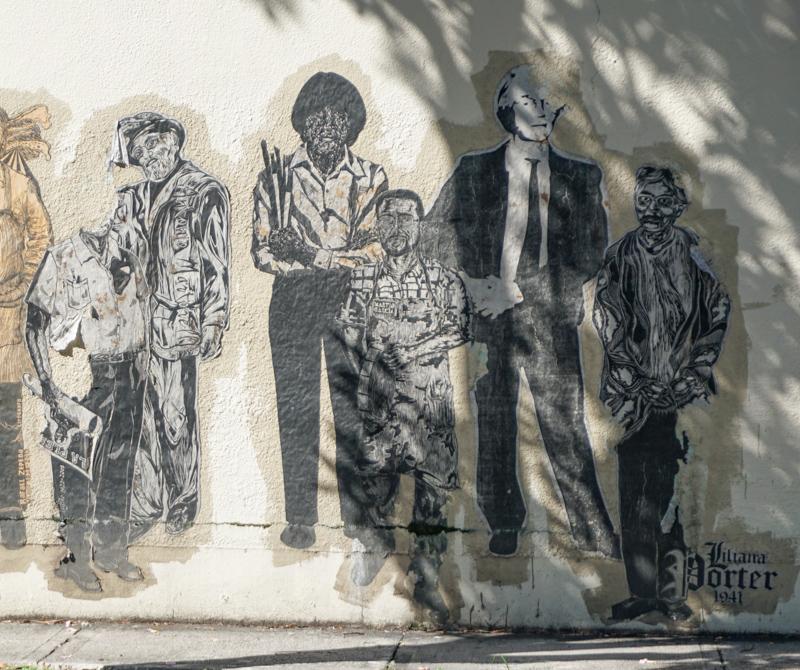 Street Art Ponce Puerto Rico