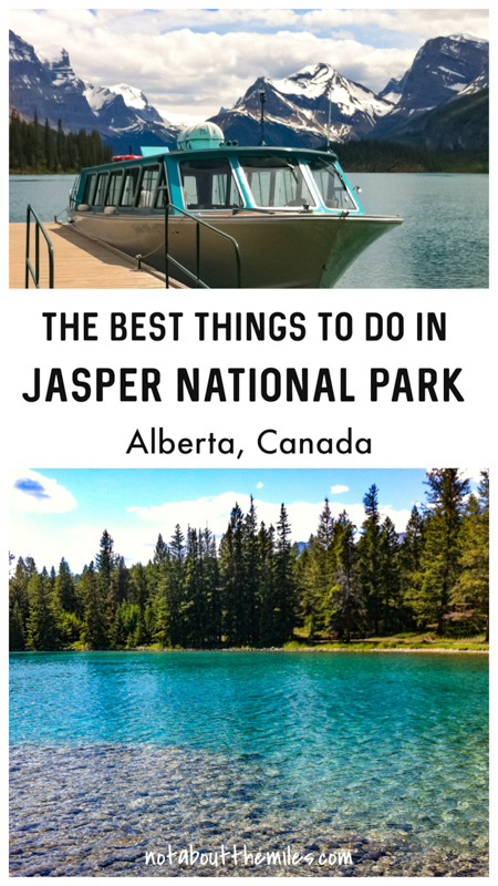 From a boat cruise on Maligne Lake to a hike in Cavell Meadows and wildlife spotting, discover the best things to do in Jasper National Park!