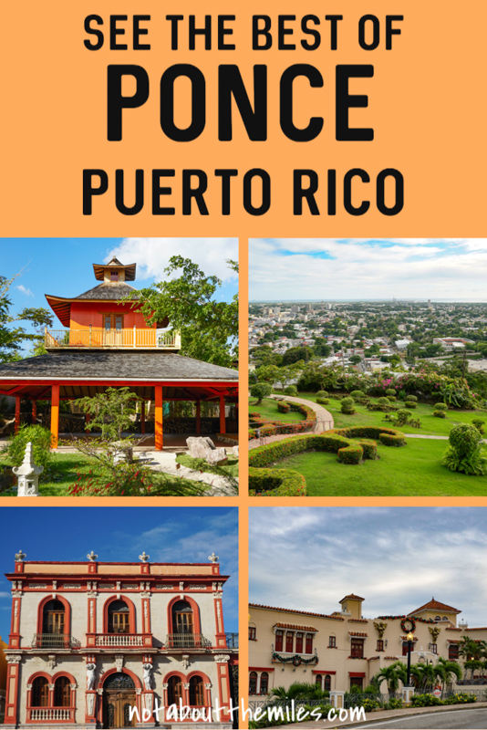 Discover the best things to do in Ponce, on the southern coast of Puerto Rico. From gorgeous architecture to museums and great food and drink, you will find a lot to do in historic Ponce.