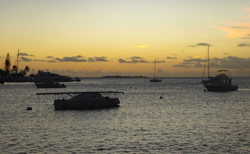 View from La Guancha Ponce Puerto Rico