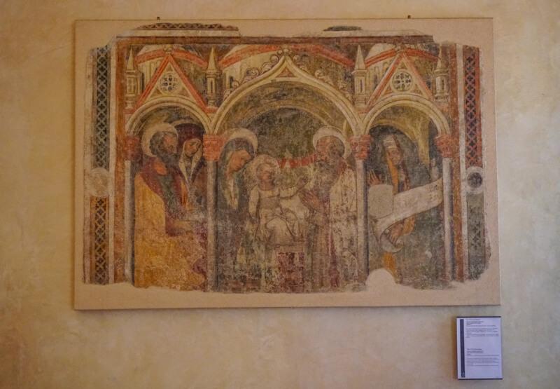 Art at Casa Romei Ferrara Italy