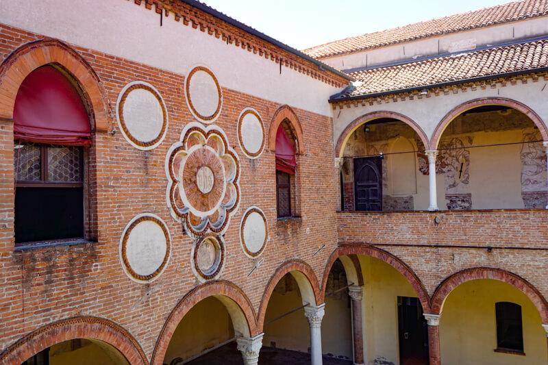 Casa Romei Ferrara Italy