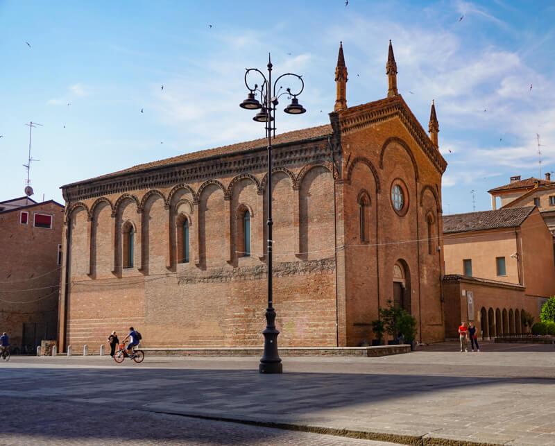 Chiesa di San Romano Ferrara Italy