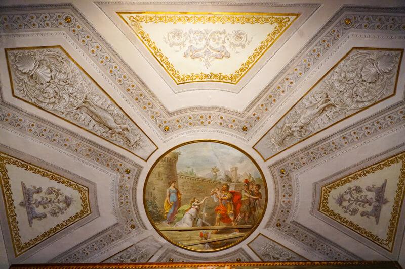 Este Castle Ferrara Italy