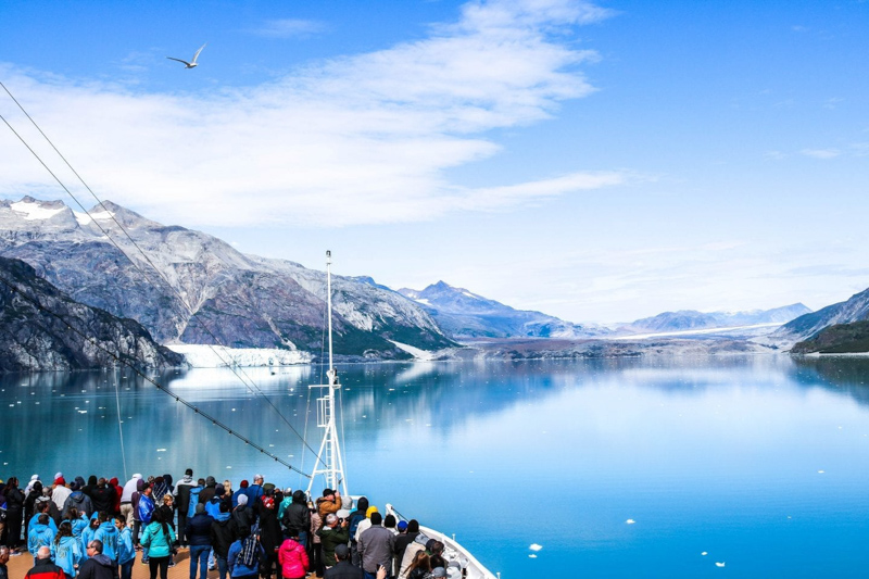 Glacier Bay National Park, Alaska, USA