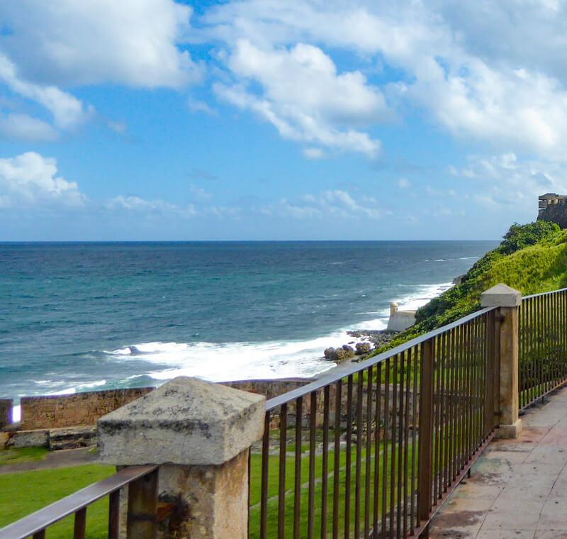 La Garita Del Diablo Castillo San Cristobal San Juan Puerto Rico