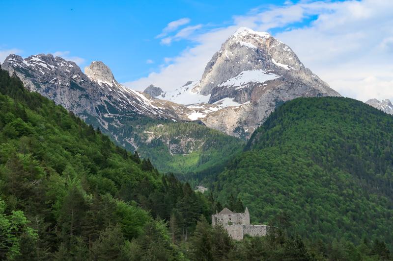 Mount Mangart Slovenia