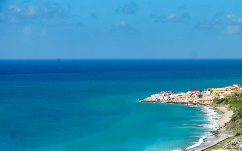 Beach St. Maarten Caribbean
