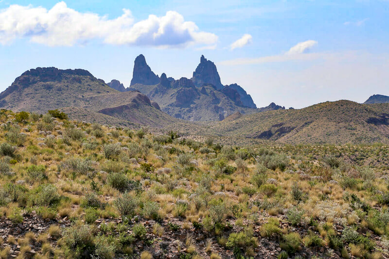 Big Bend National Park in Texas