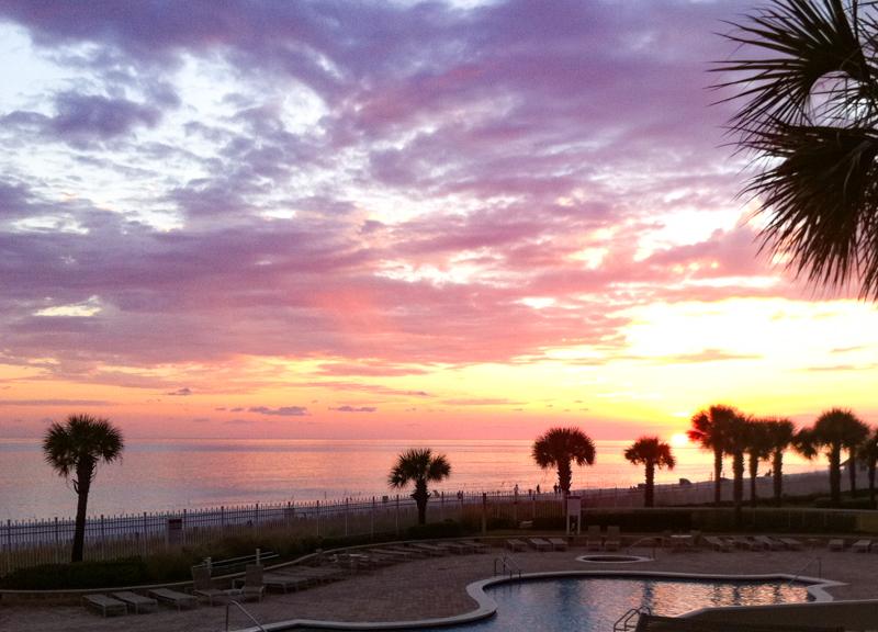 Beautiful Day in Destin Florida