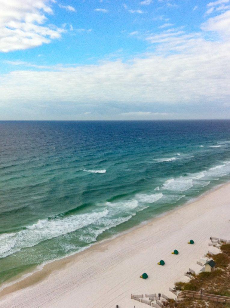 Destin Florida in September