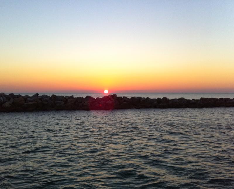 Destin Sunset Florida