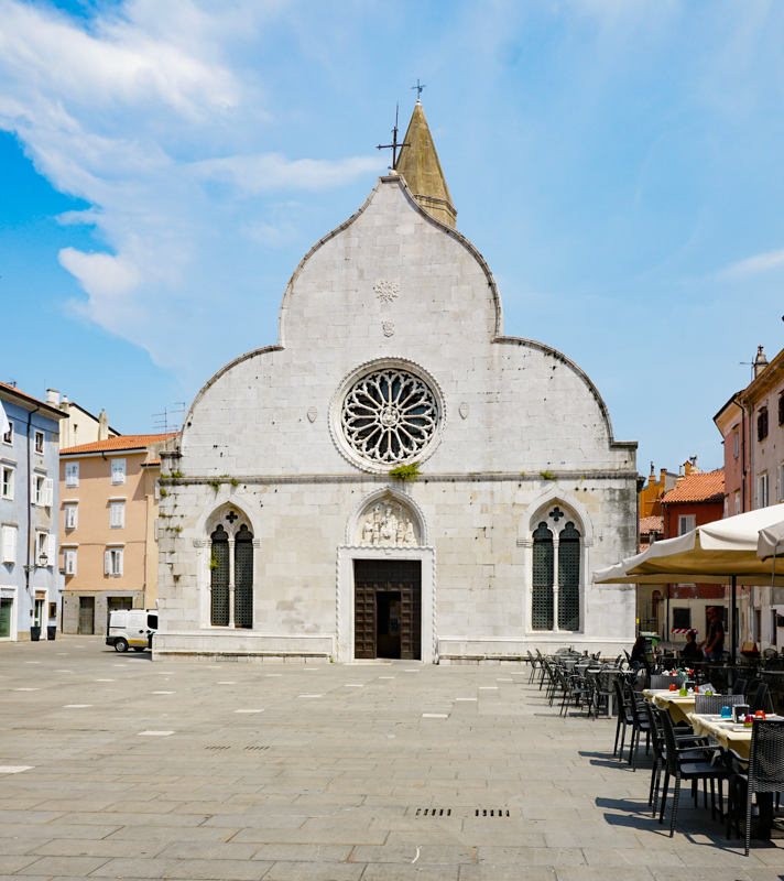 Muggia Cathedral Italy