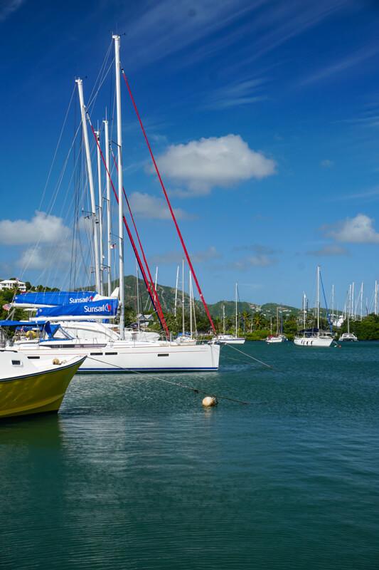 Nelson's Dockyard Antigua