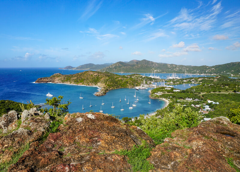 Shirley Heights Antigua Caribbean