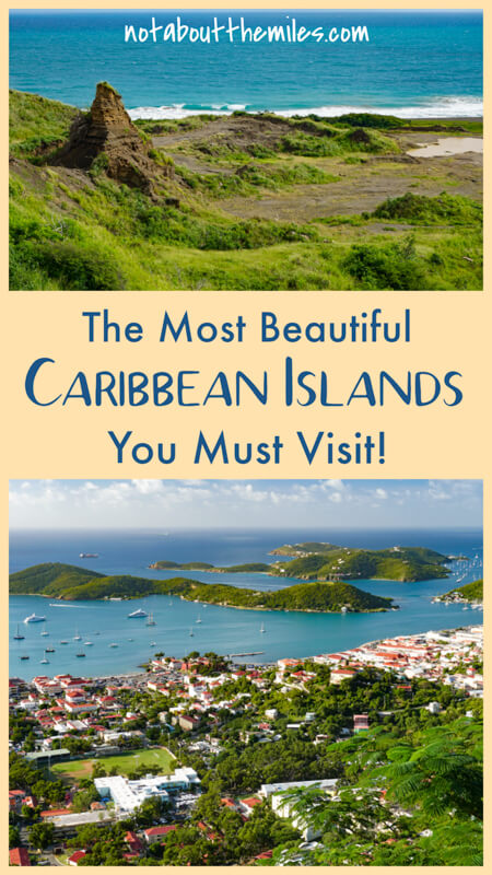 From historic Puerto Rico to beautiful Barbados and the tropical paradises of Saint Lucia and Saint Thomas, discover the best Caribbean islands to visit!