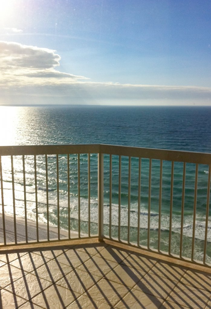 View from Balcony Destin Florida