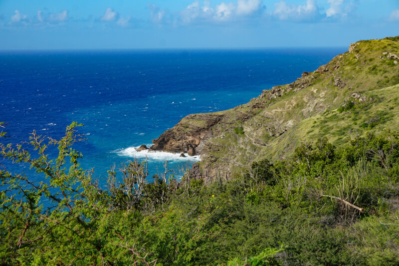View in Antigua Caribbean