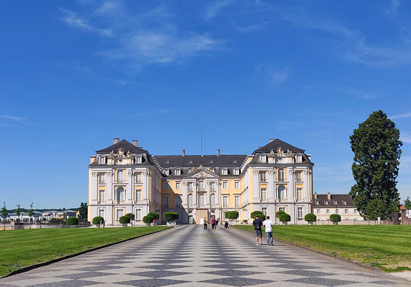 Augustusburg Palace Bruhl Germany