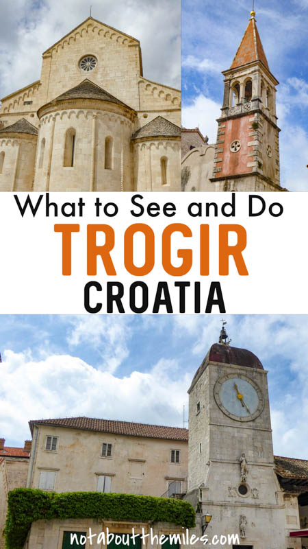 Discover the best things to do in the historic town of Trogir on the Dalmatian coast of Croatia. Trogir is a UNESCO World Heritage site, famous for its beautiful architecture.