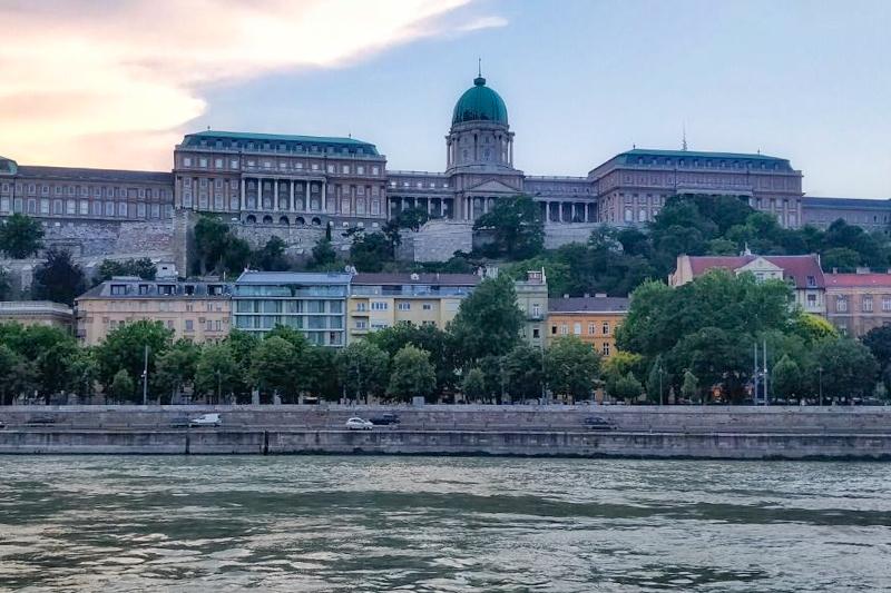 Buda Castle Hungary