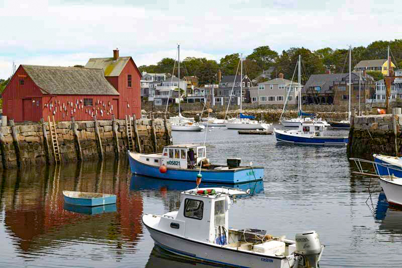 Cape Ann in Massachusetts
