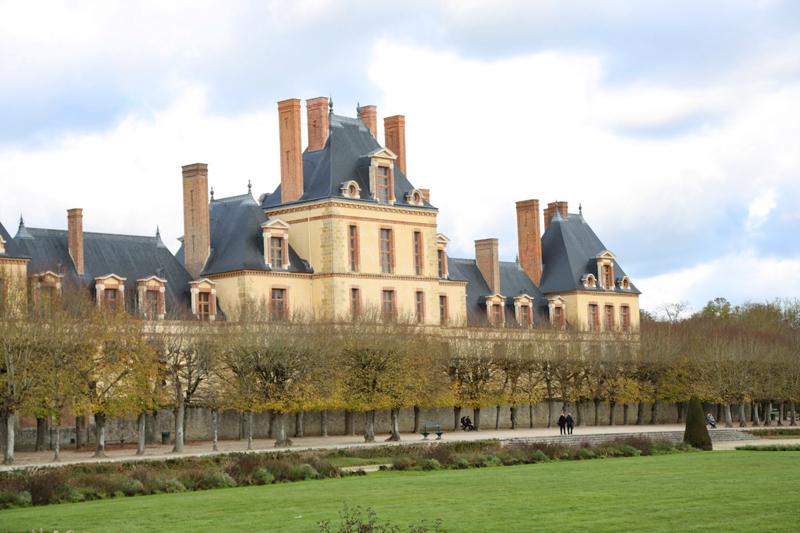 Chateau de Fontainebleau France