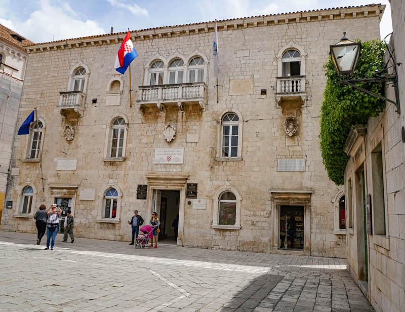 City Hall Trogir Croatia