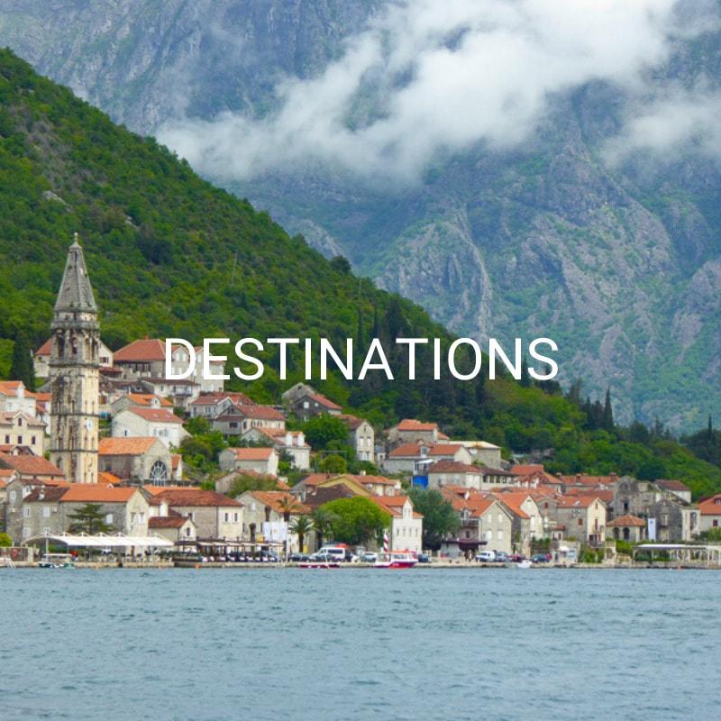 Destination Info