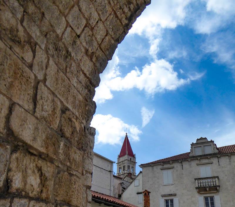 Historic Trogir in Croatia