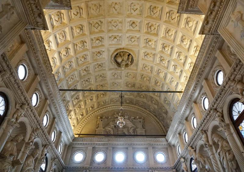 Interior Trogir Cathedral