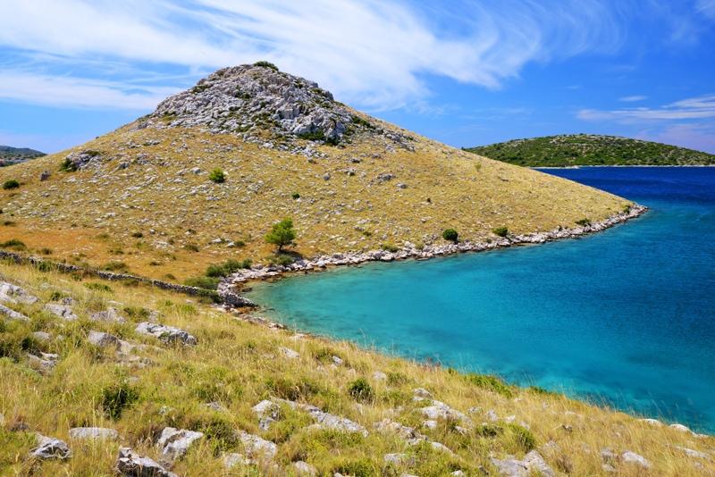 Kornati National Park in Croatia