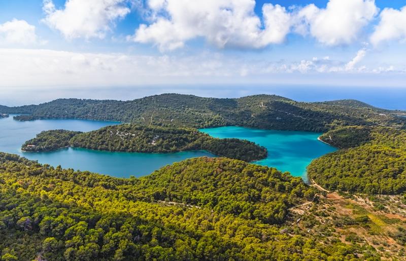 Mljet National Park Croatia