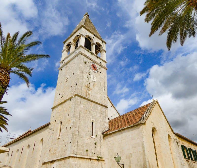 Monastery of Saint Dominic Trogir Croatia