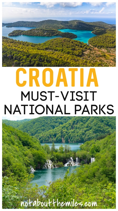 Discover the bdest things to see and do in the 8 incredible National Parks in Croatia, from Plitvice Lakes and Krka to Kornati and Mljet.