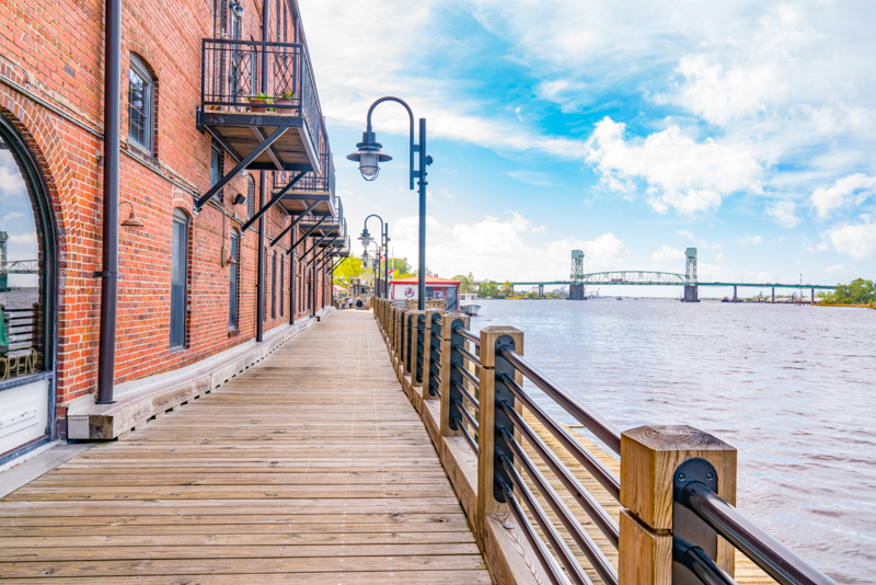 Wilmington, North Carolina Riverwalk