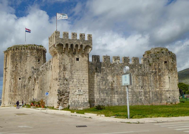 The Kamerlengo Fortress Castle Trogir