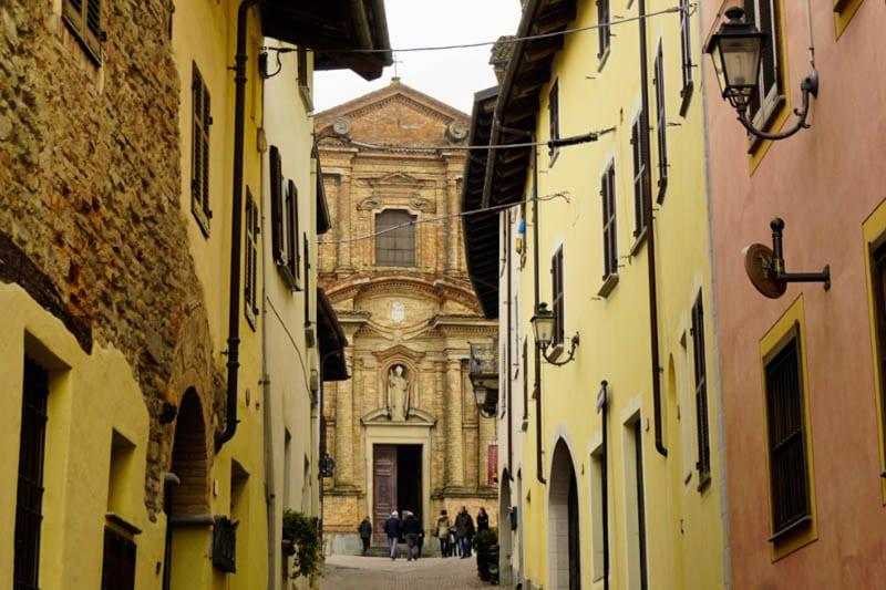 La Morra Piedmont Italy