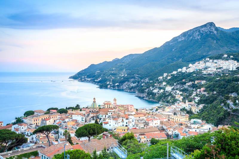 Vietri sul Mare Amalfi Coast Italy