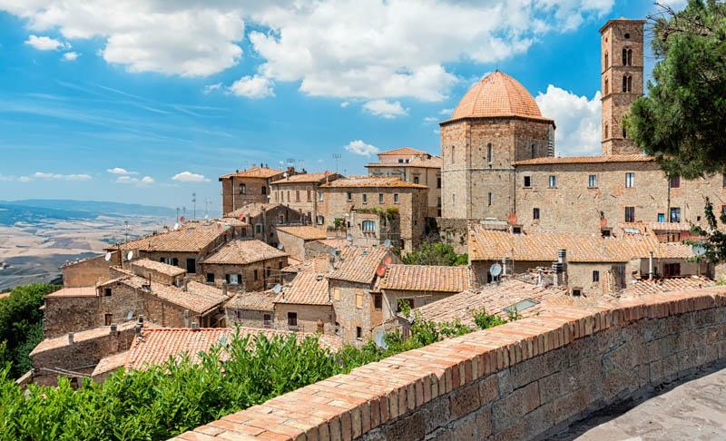 Volterra Tuscany Italy
