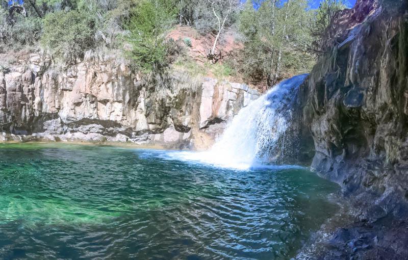 Fossil Creek Arizona