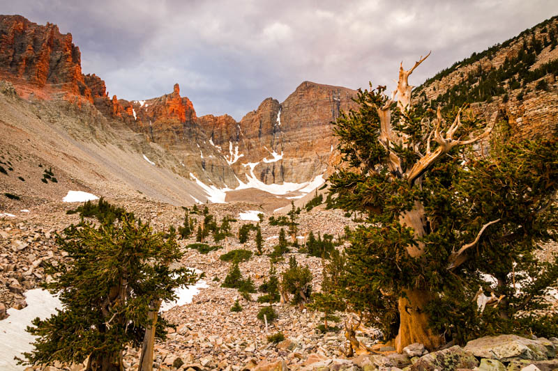 Great Basin National Park is  one of the epic places to visit in Nevada